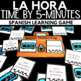 La Hóra: Time by 5 Minutes in Spanish