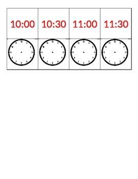 Time concentration partner game