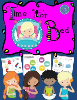 Time for Bed: Multicultural Book and Sequencing