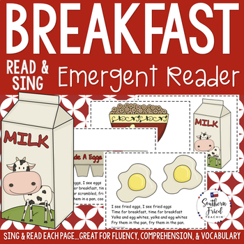Breakfast Emergent Reader