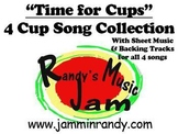 Time for Cups (4 Cup Song Collection)