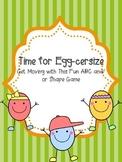 Time for Egg-cersize