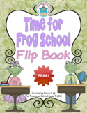 Telling Time Flipbook/Flip Cards - 5 Minutes {FREEbie}