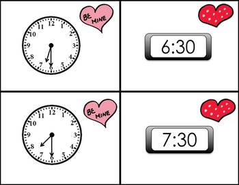 Time for Love 2:The Complete Set-Valentine Time to the Hour, Half, Quarter Hour