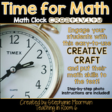 Time For Math Facts Math Project