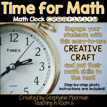 Time For Math Facts Math Project by Teaching in Room 6   TpT