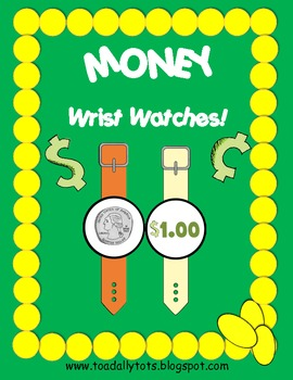Time for Money Wrist Watches