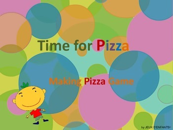 Time for Pizza