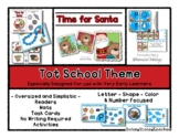 Time for Santa - Grow With Me Little Bear Tot School - 1 &