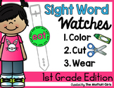 Sight Word Watches-1st Grade