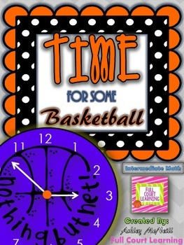 Time for Some Basketball ~ FREEBIE