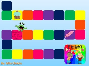 Time for Some Candy!- a differentiated game for telling time :00 :30 :15 :05