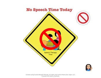 Time for Speech Visual Sign