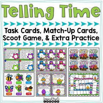 Telling Time Pack