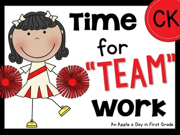 Time for Teamwork Digraph CK