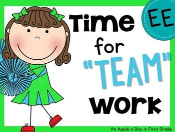 Time for Teamwork EE Team