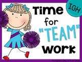 Time for Teamwork IGH Team