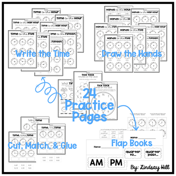 Time for Time Printables