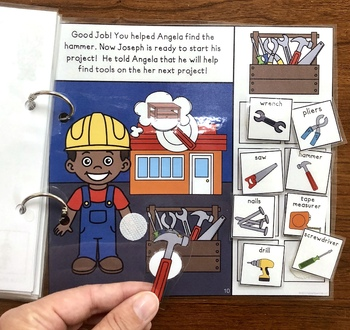Time for Tools:  An Interactive & Adaptive Book