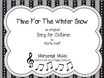 Snow/Winter Season/ Elementary Music/Performance