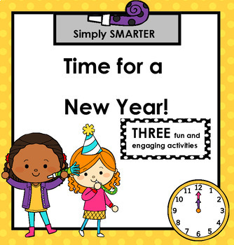 Time for a New Year:  SMARTBOARD Time Games