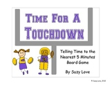Time for a Touchdown Math Game