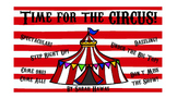 Time for the Circus! (Circus Themed Decor)