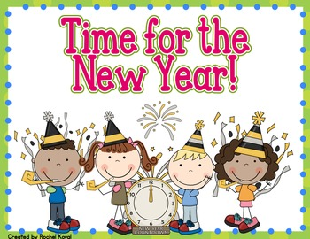 Time for the New Year!
