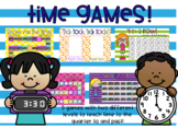 Time games!