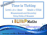 Time is Ticking - now for Aus & USA Curriculums