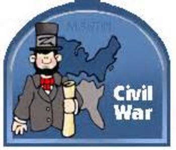 Time line American Civil War