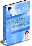 Time management for college students ebook