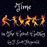 Time (memory, the past, hope) in The Great Gatsby by F. Sc