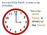 Time - o'clock