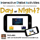 Time of Day ⋅ Digital PDF ⋅ Interactive Activities for Spe