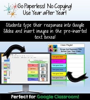 Time of My Life: End of the Year Digital Activities and Bell Ringers