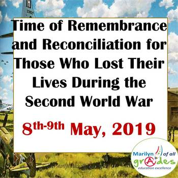Time of Remembrance  and Reconciliation for  Those Who Lost Their  Lives