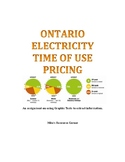 Time of Use Pricing - Graphic Text