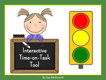 Time-on-Task Interactive Tool-Keep your students on-task w