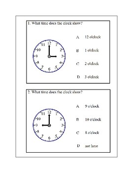 Time on the Clock