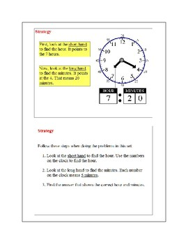 Time on the Clock-Part 1