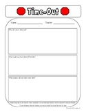 Time-out Worksheet for Physical Activity Settings