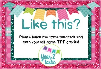 Time-tastic on the hour and half past task cards {year2tastic}