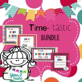 Time-tastic task cards bundle {year2tastic}