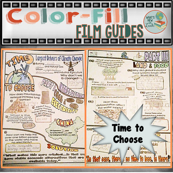 Time to Choose Colorfill Film Guide