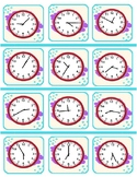 Time to Clock Matching