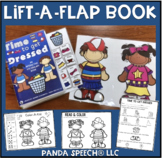 Time to Get Dressed!   A Lift a Flap Book