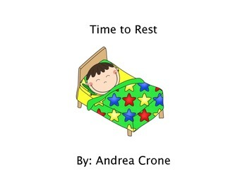Social Story - Time to Rest (Home edition)