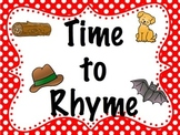 Time to Rhyme