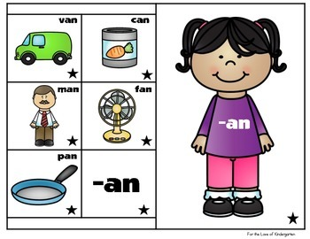 Rhyme with Word Families